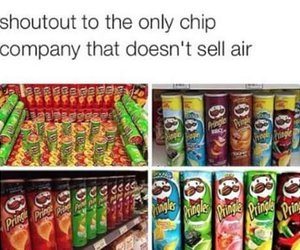 chips, pringles, and air image