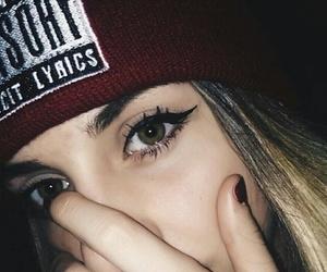 eyes, blonde, and girl image