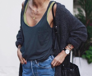 casual, love, and fashion image