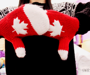 canada, cool, and clothes image