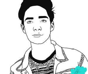 outline, jos canela, and cd9 image