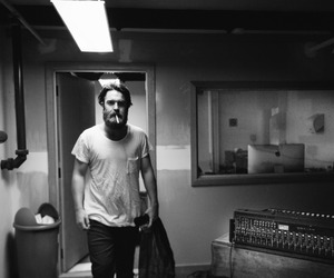 black and white and chet faker image