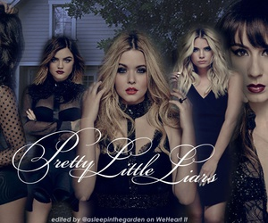 pretty little liars and season 6b image