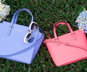 bags, girl, and kate spade image