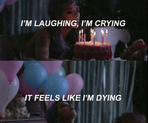 melanie martinez, pity party, and quotes image
