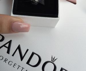 nails, pandora, and sister image