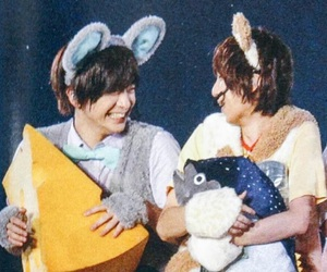 hey!say!jump, 知念侑李, and 伊野尾慧 image