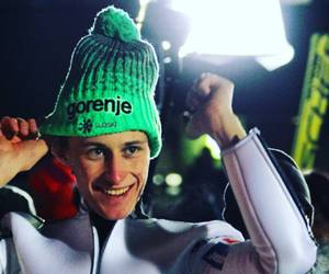 slovenia, ski jumping, and peter prevc image