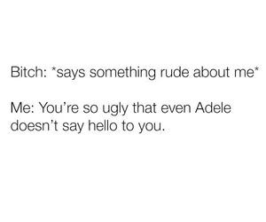 Adele, fact, and fun image