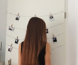 decor, hair, and inspiration image