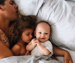 family, baby, and child image