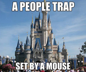funny, disney, and mouse image