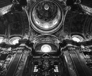 architecture, church, and art image