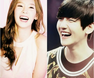exo, snsd, and byuntae image