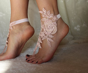 bangle, shoes, and wedding accessories image