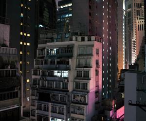 theme, city, and dark image