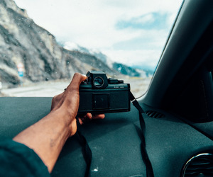 photography, car, and travel image