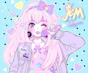 girl, cute, and anime image