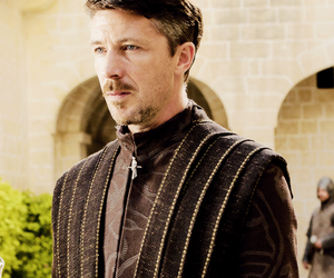 little finger, game of thrones, and baelish image