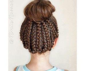 brains brown hair image
