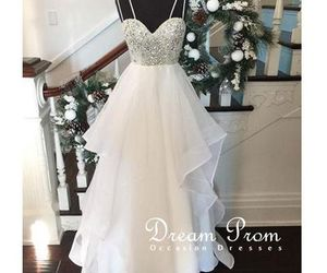 party dress, formal dress, and pretty dress image