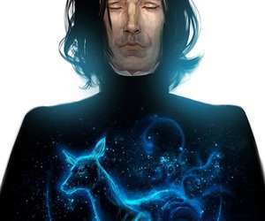 snape and always image