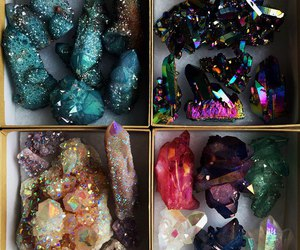 crystals and minerals image