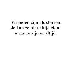 quotes, vrienden, and friends image