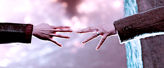 harry potter, remus lupin, and hands image