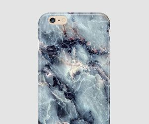 marble, blue, and cases image