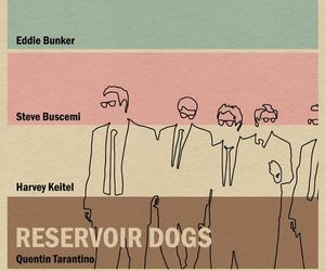cinema, reservoir dogs, and movie image