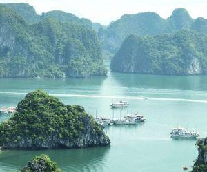 travel, nature, and Vietnam image