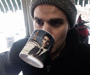 paul wesley, tvd, and The Originals image