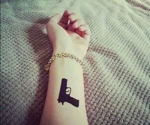 art, Tattoos, and Tatts image