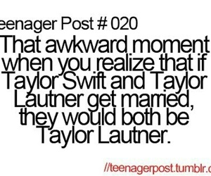 funny, Taylor Swift, and ✋ image