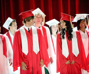 zac efron and high school musical image