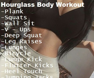 sexy, tips, and workout image