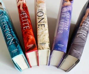 books and kiera cass image