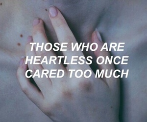 heartless and love image