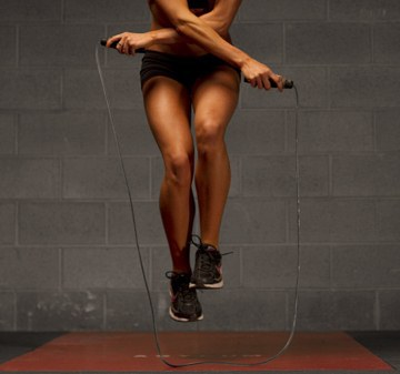 fit, fitness, and jump rope image