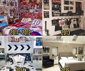 one direction, room, and liam payne image