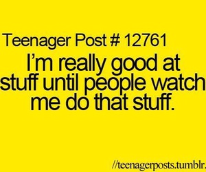 teenager post, funny, and stuff image