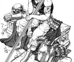 guts, manga, and berserk image