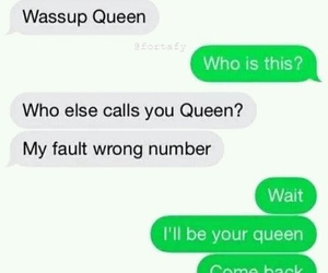 lol, funny, and Queen image