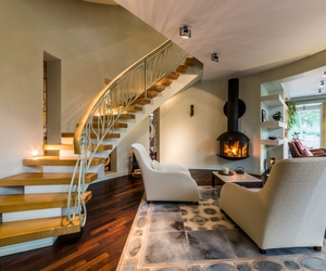 decor, for sale, and staircase image