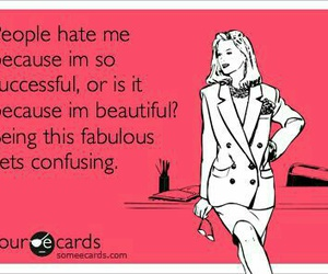 funny, lol, and haters image