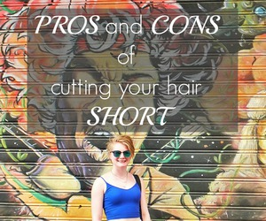 cons, hair, and short image