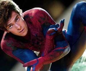 spiderman, andrew garfield, and the amazing spiderman image