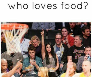 selena gomez, food, and funny image