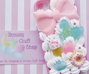 bow, cake, and kawaii image
